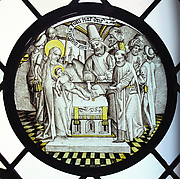 Roundel with the Circumcision