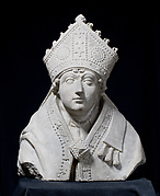Bust of a Bishop