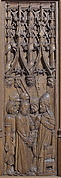 Panel with Christ Before the High Priest