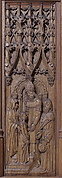 Panel with the Presentation of the Virgin in the Temple