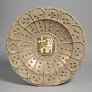 Dish with Unidentified Coat of Arms