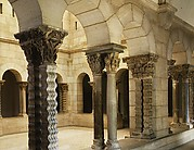 Cloister from Saint-Guilhem-le-Dsert