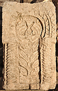 Block Carved with an Arch