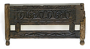 Section from a Piece of Furniture