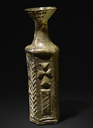 Hexagonal Bottle with Stylite