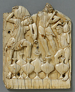 Ivories of the So-Called Grado Chair: Wedding at Cana