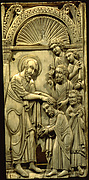 Ivories of the So-Called Grado Chair: Saint Mark Consecrating Anianos