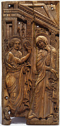 Ivories of the So-Called Grado Chair: Annunciation to the Virgin