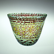 Luster-Painted Cup