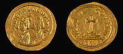 Solidus of Heraclius's Revolt