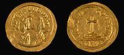 Solidus of Heraclius's Revolt