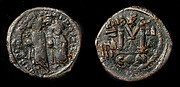 Follis of Heraclius