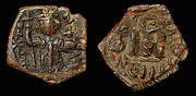 Follis of Constans II