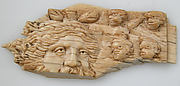 Fragment with Personifications of Victory and the Nile