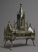 Reliquary Shrine of Saint Barbara