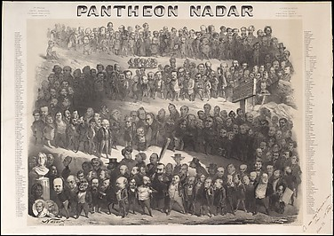 Nadar's Pantheon (Panthéon Nadar)