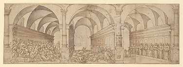 Three Scenes of the Assassination of Clerics