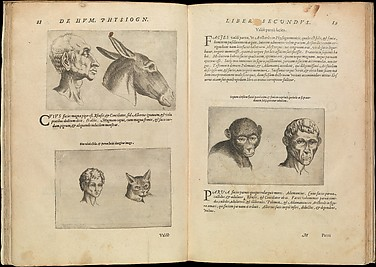 De Humana Physiognomonia. Libri III