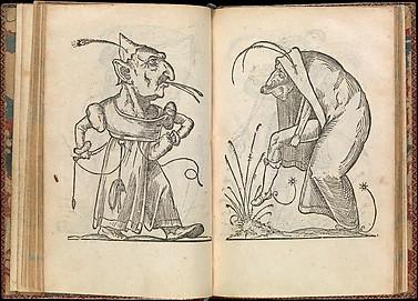 Les Songes Drolatiques de Pantagruel ou sont contenues plusieurs figures de l'invention de maitre François Rabelais