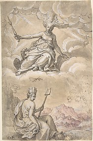 Allegory of Air and Earth
