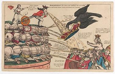 The Bombarddment of All the Thrones of Europe and the Fall of the Tyrants for the Happiness of the Universe (Bombardement de Tous les Trônes de l'Europe et la Chûte des Tyrans pour la Bonheur de l'Univers)