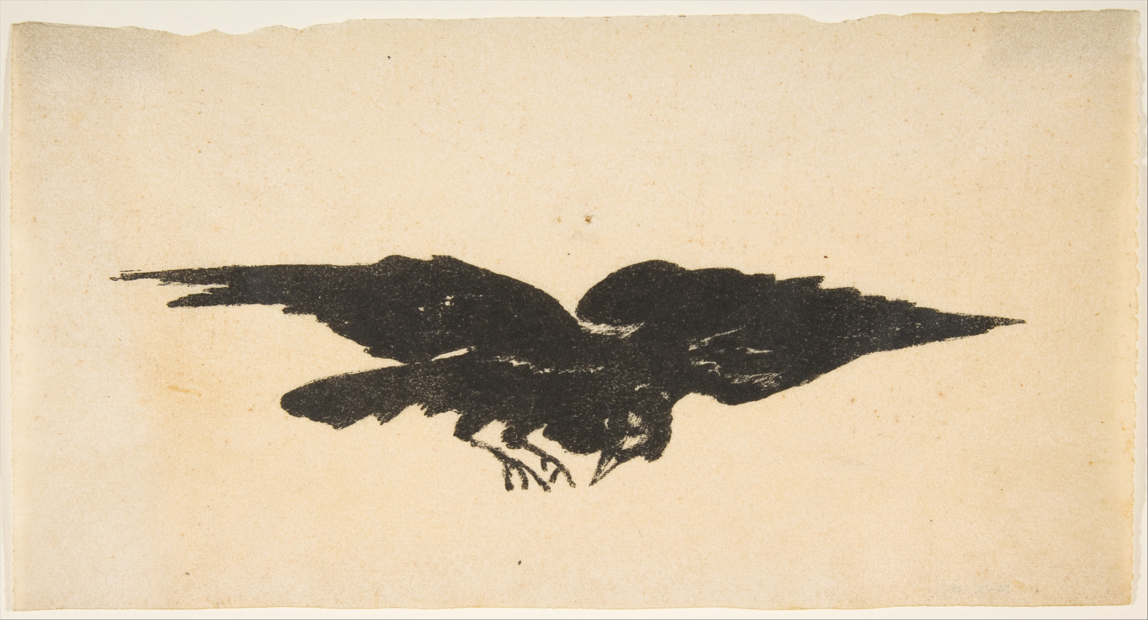 eacute douard manet the flying raven ex libris for the raven by edgar share by email