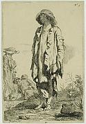 Beggar Family (La Famille de mendiants)