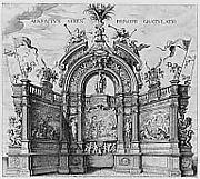 Pompa Introitus...Ferdinand, Austriaci. Antwerp