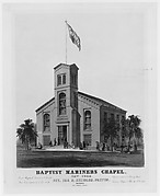 Baptist Mariners Chapel, New York