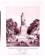 Proposed Colossal Statue of George Washington for the City of New York