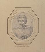 Portrait of a Man (Self-Portrait ?).