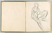 Album of Forty-five Figure Studies