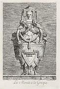 Mascarade à la Grecque; Suite des Vases; and [Cheminées]