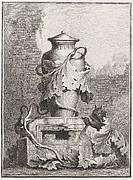 Suite des Vases Tirée du Cabinet de Monsieur Du Tillot Marquis de Felino