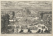 Le Bassin d'Apollon [The Fountain of Apollo, Versailles]