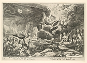 The Fall of Phaeton, from the series Ovid&#39;s Metamorphoses