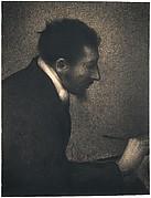 Aman-Jean (Portrait of Edmond François Aman-Jean)