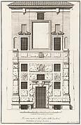 Scelta di architetture antiche e moderne della citta di Firenze opera gia data in luce, misurata, disegnata, ed intagliata dal celebre Ferdinando Ruggieri architetto fiorentino, Tomo Secondo