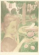 Le bouquet matinal, les larmes, from the album Amour