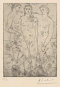 The Three Bathers II