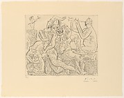 Bacchanal with Cupid