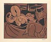 The Aubade with Sleeping Woman