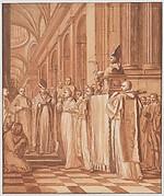 Scene Three from the Life of the Reverend Jean de la Barrière