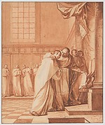 Scene Two from the Life of the Reverend Jean de la Barrière