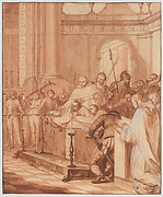 Scene Four from the Life of the Reverend Jean de la Barrière