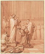 Scene Nine from the Life of the Reverend Jean de la Barrière