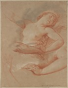 Study for Boreas Abducting Oreithyia