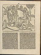 Hier beghit tsomer stuc vande passiole (Legenda aurea in Dutch)
