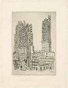 Skyscrapers in Construction No. 1