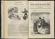 Petit Journal pour Rire vol. 1, (nos. 1-52)